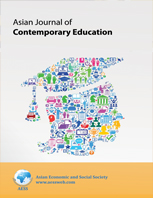 Asian Journal of Contemporary Education