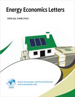 Energy Economics Letters