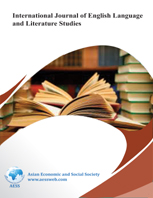 International Journal of English Language and Literature Studies
